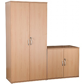 NEXT DAY Karbon Large Volume Cupboards