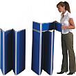 Busyfold® Heavy Duty Folding Display System