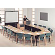 Easyfold® Folding Trapezoidal Meeting Tables