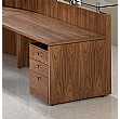 Fulcrum Professional Veneer Under Desk Pedestals