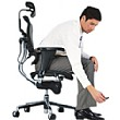 Ergohuman Leather Office Chairs3