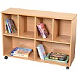 Open Storage Unit Beech