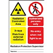 Radiation Controlled Area ...Sign (2)