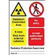 Radiation Controlled Area ...Sign (3)
