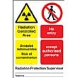 Radiation Controlled Area ...Sign (5)