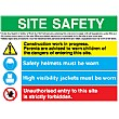 Site Safety Sign 4