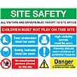 Site Safety Sign 6