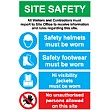 Site Safety Sign 8