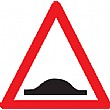 Speed Ramp Sign