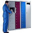 Garment Lockers With Biocote
