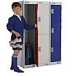 Primary Lockers With Biocote