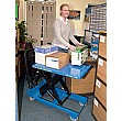 Elevation Single Scissor Lift Tables - Light Duty