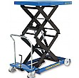 Britruck Double Scissor Lift Tables - Heavy Duty
