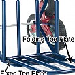 Wide Stairclimber Toe Plates