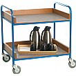 Vinyl Tray Trolleys