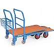 Heavy Duty Nestable Cash and Carry Nestable Trolley