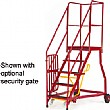 With Optional Security Gate