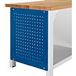 Bott Cubio Framework Benches Perforated Panel