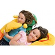 Back To Nature Butterfly Softplay Floor Cushion