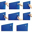 Bott Perforated Panel - A4 Document Holder