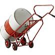 Pallet Loading Drum Truck