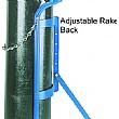 Adjustable Rake Back