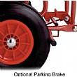 Optional Parking Brake