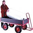 Phenolic Deck & Panels Turntable Truck