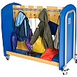 Tech2 Cloakroom Trolley