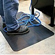 Fluted Anti Fatigue Mats