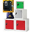 Cube Coin Return Lockers With ActiveCoat