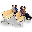 Convertible Folding Bench Unit