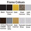 Frame Colours
