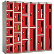Premium Vision Lockers With ActiveCoat Group