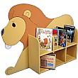 Novelty Single Sided Animal Bookcases