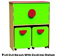 Funky Single Pull-Out Book Store & Display Box