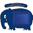 WeatherShield Welcome Sign - Elephant