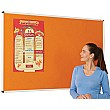 Colour Plus Aluminium Framed Shield Noticeboards