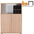 BN Tento Combination 2 Shelf Cupboards