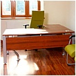 BN Easy Space Height Adjustable Ergonomic Desks - Square Legs