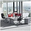 BN Easy Space Upholstered Rear Desktop Screens