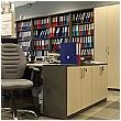 BN Easy Space Double Door Desk High Cupboards