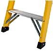 Trade Fibreglass Platform Step Ladders