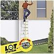 Hailo ProfiLOT Aluminium Combination Ladder
