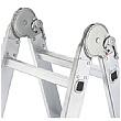 Hailo ProfiStep Combi Aluminium Ladder