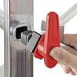 Hailo 1-2-3 500 Combi Aluminium Scaffold