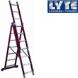 Lyte Glass Fibre Combination Ladders