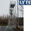 Lyte HiLyte 250 Mobile Access Towers