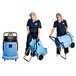 Numatic CombiVac CVD900 Industrial Wet & Dry Vacuum Cleaner - 240V