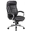 Siena Leather Executive Office Chairs